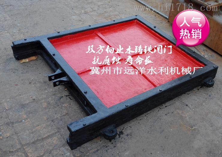SFZ1.0*1.0米铸铁方闸门价格