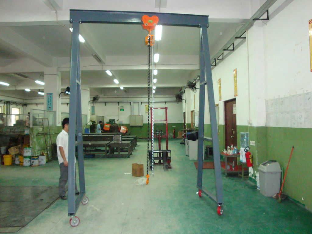 广西南宁钦州北海防城港龙门吊、行车起重机安装租赁维护