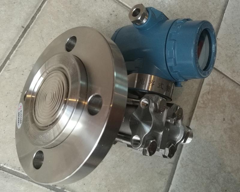 法兰式液位变送器PT500-601,厂家热销680法兰式液位水位传感器普量