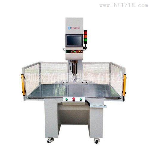工作台移动式精密伺服压力机,精度在线控制厂家