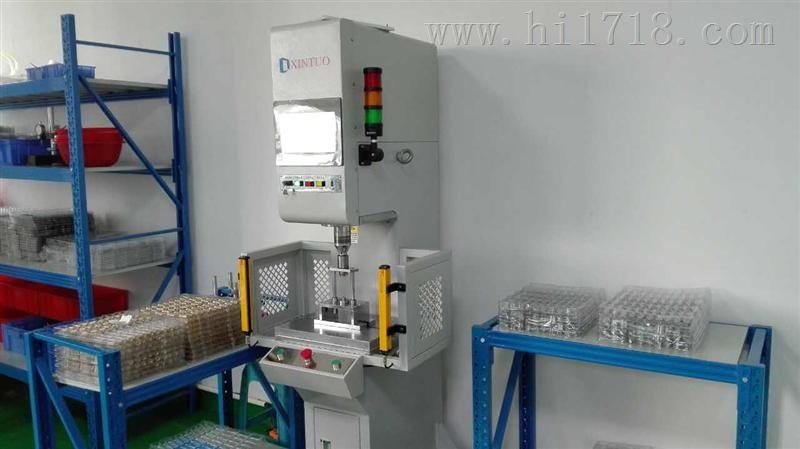 纯电缸伺服压力机伺服压力机在线输入-包技术培训安装
