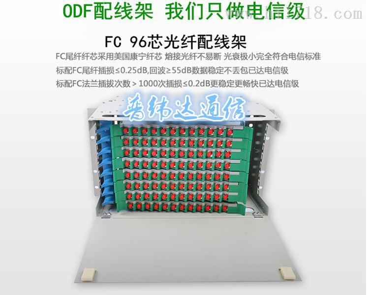 96芯ODF子框