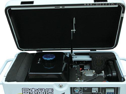 15kw静音式柴油发电机组