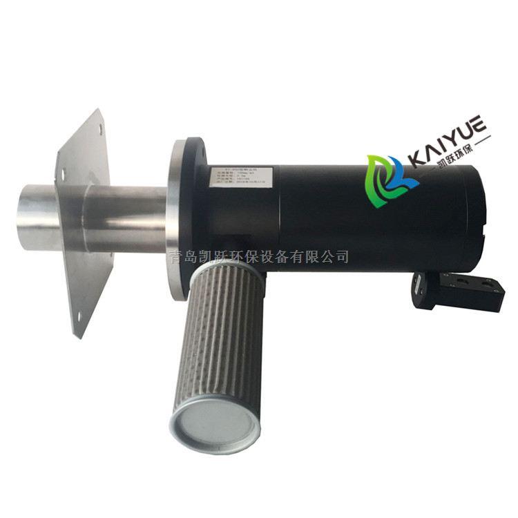 电厂烟气管道KY-850型在线激光烟尘仪