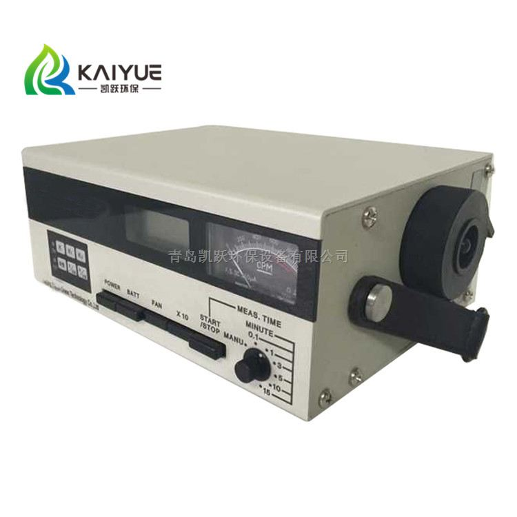 凯跃P-5L2C微电脑激光粉尘仪