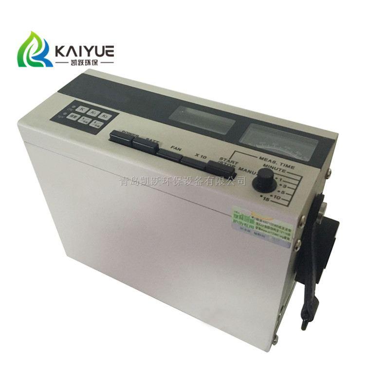 新疆工厂车间粉尘颗粒物监测仪 P-5L2C便携式粉尘仪