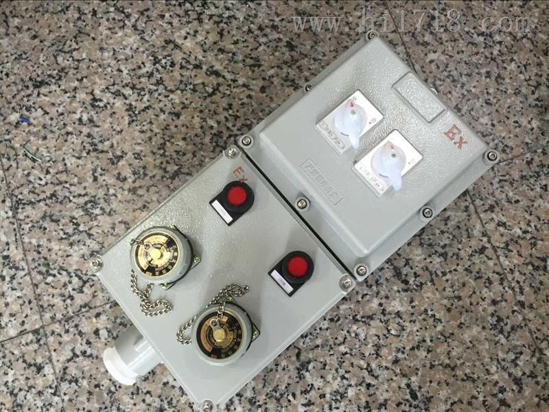 BXX-2/KXX防爆动力检修箱