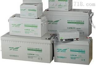 科华科龙蓄电池6-GFM-100特价销售商