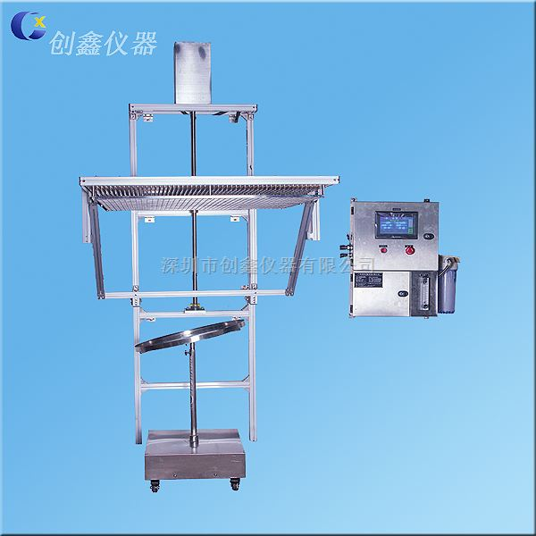 深圳创鑫GB4208 IPX12垂直滴水试验装置
