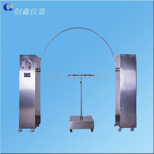 深圳创鑫IPX34摆管淋雨试验装置
