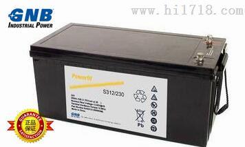 铅酸蓄电池 S512-230 美国GNB蓄电池原装现货