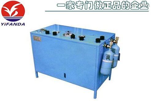 【专业厂家生产】呼吸保护设备氧气充填泵,矿用氧气填充泵