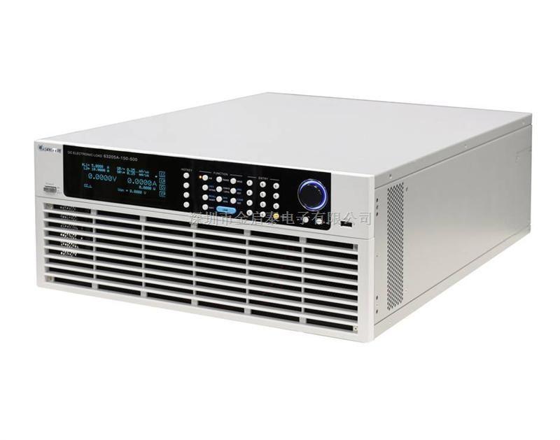 代理销售台湾原装Chroma63200A可编程大功率直流电子负载