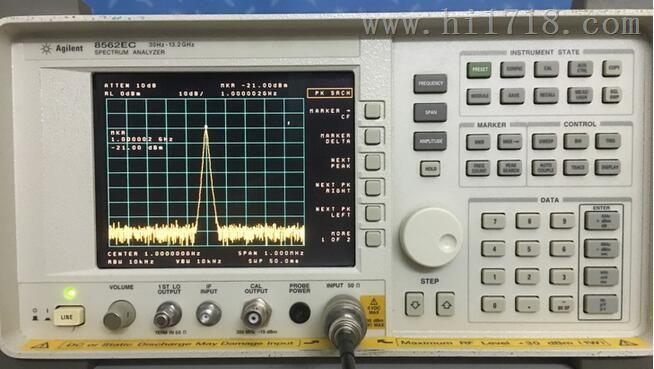 8562EC频谱分析仪、Agilent8562EC价格、Agilent频谱分析仪8562EC超低价