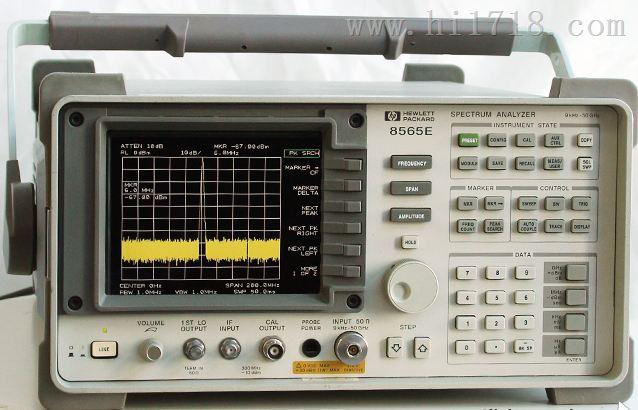 Agilent8565E 、8565E频谱分析仪、 Agilent8565E厂家直销