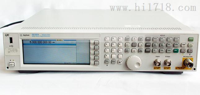 Agilent N5182A 价格、N5182A矢量信号发生器、N5182A厂家