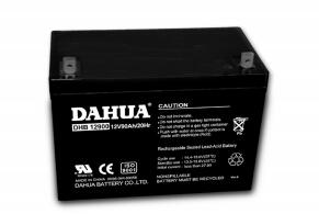 大华通信蓄电池DHB12750