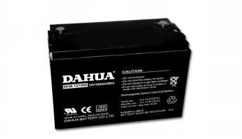 DHB12260大华密封铅酸蓄电池