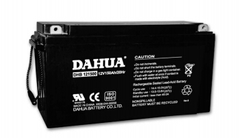大华直流电源蓄电池DHB12550