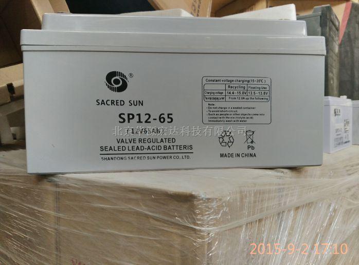 圣阳蓄电池SP12-65报价-圣阳蓄电池