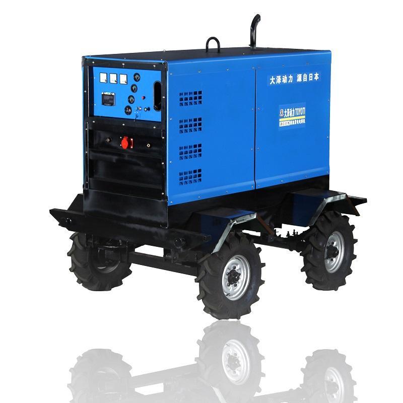 柴油发电电焊机大功率500A