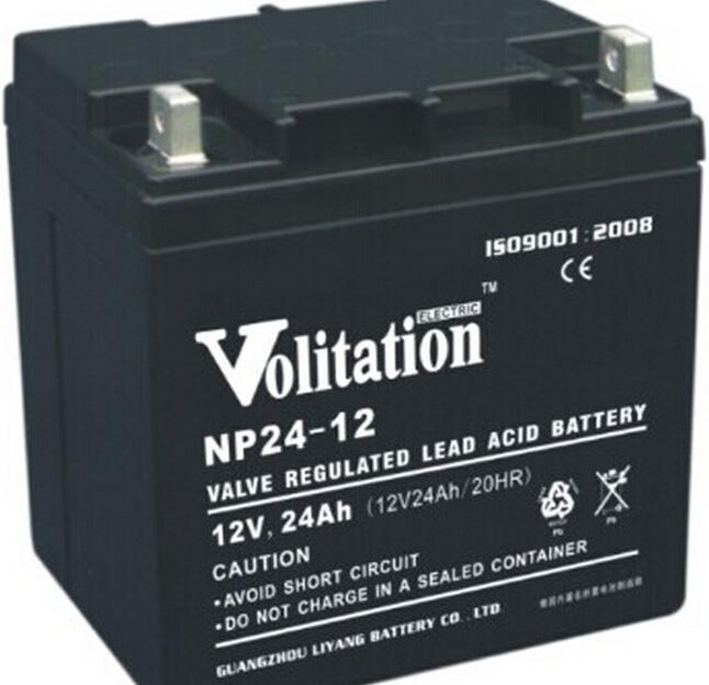 德国威扬电源蓄电池NP7.5-12