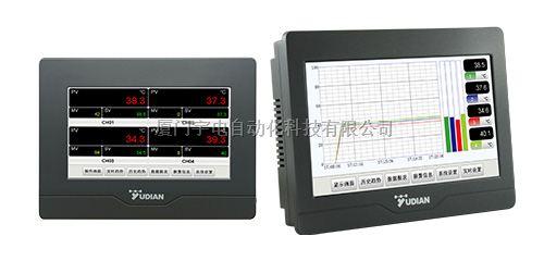 厂家直销AI-3700一体式温度控制屏【温控触摸屏】