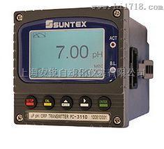 台湾上泰在线pH/ORP 变送器PC-3110