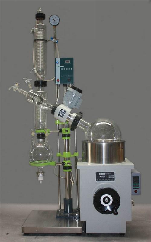实验室蒸馏结晶设备 30L旋转蒸发器 旋蒸 水油两用加热锅 操作方便