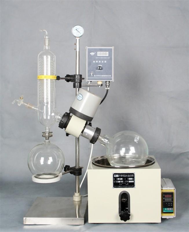 2L3L5LRE-501 旋转蒸发仪 浓缩型旋转蒸发器.减压蒸馏 提纯 结晶厂家直销