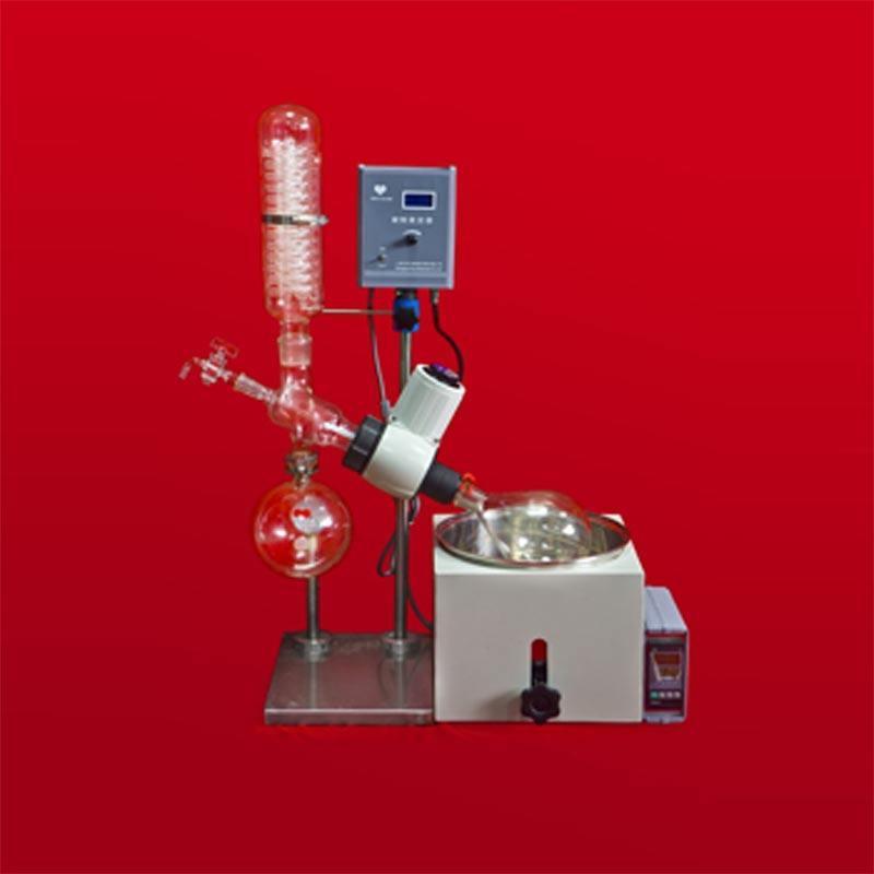 2L3L5LRE-501 旋转蒸发仪 浓缩型旋转蒸发器.减压蒸馏 提纯 结晶