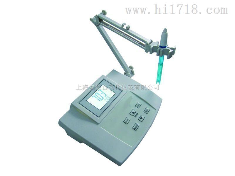 高精度中文显示实验室PH分析仪