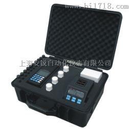 便携式COD分析仪COD、氨氮、总磷