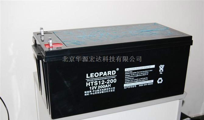 LEOPARD美洲豹蓄电池HTS12-100报价