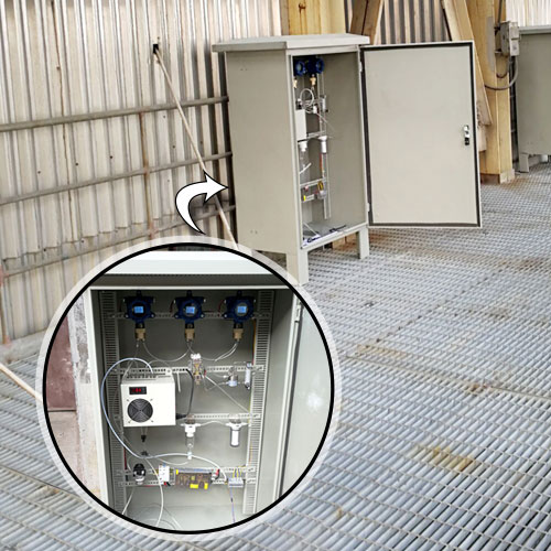 氢气在线分析仪_GCT-H2-XT_氢气浓度在线分析仪湖南拓安专业厂家29800