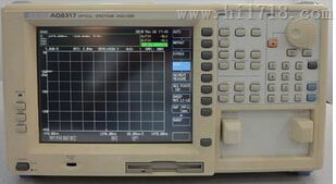 AQ6317B、 AQ6317B光谱分析仪、 ANDO 一级代理商、泽瑞光科技