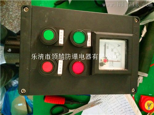 FZC-A2D2B1G三防操作柱