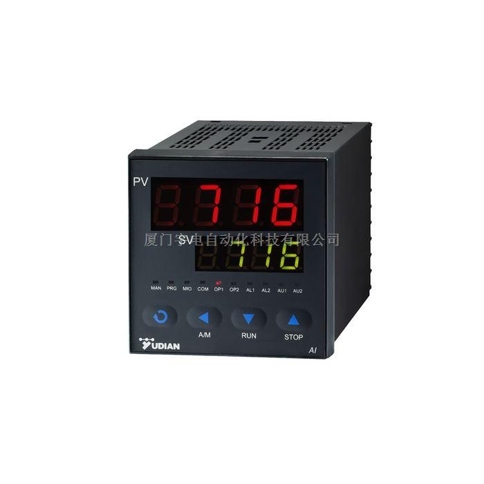高精度温控表AI-716,数显流量表制造商宇电