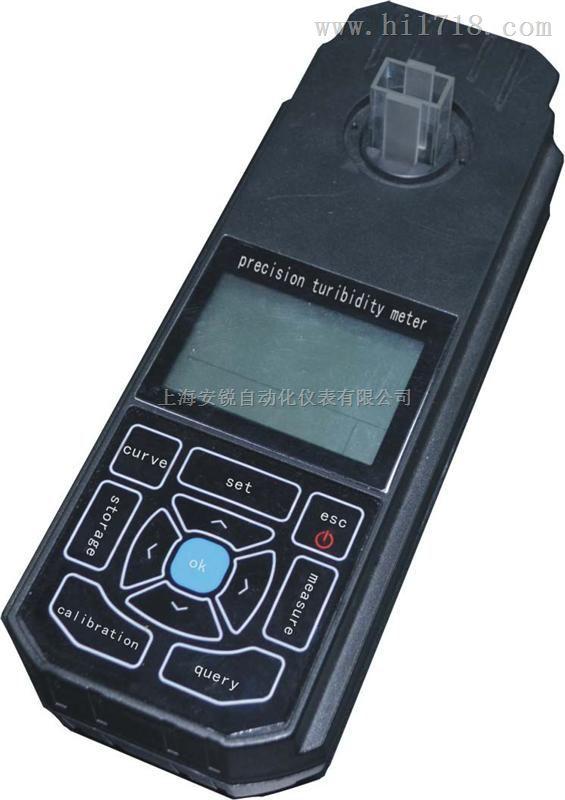 现场调试,校准,低量程,便携式浊度仪