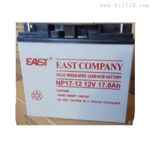 EAST蓄电池NP38-12,易事特NP系列 参数