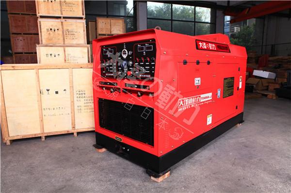 静音柴油发电焊机价格/500A柴油发电焊机应急