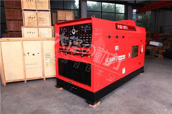 大型柴油发电焊机价格/500A静音柴油发电焊机应急专用