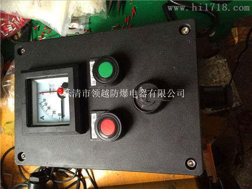 BZC8050-A2B1K1G防爆操作柱