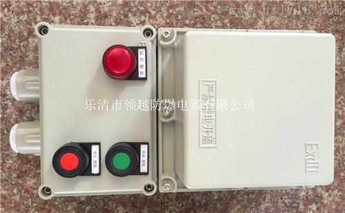 小型三相电机防爆控制开关箱