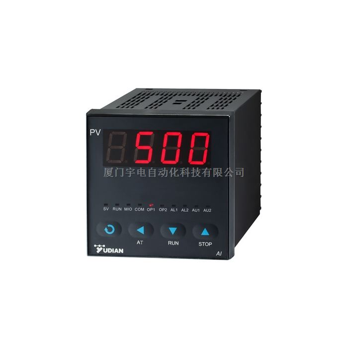温度显示仪表/宇电AI-500/精度0.3,测量精准