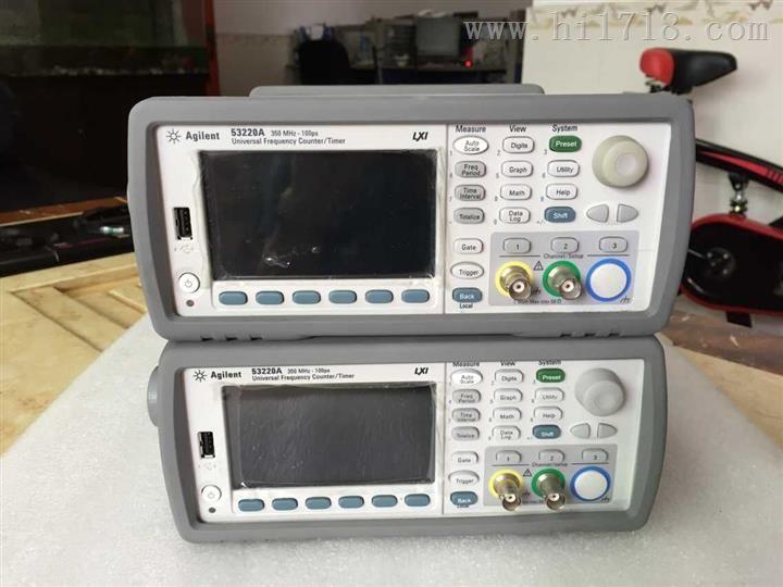 仪器仪表网 供应 电工仪器仪表 其他电工仪器仪表 agilent53220a计时