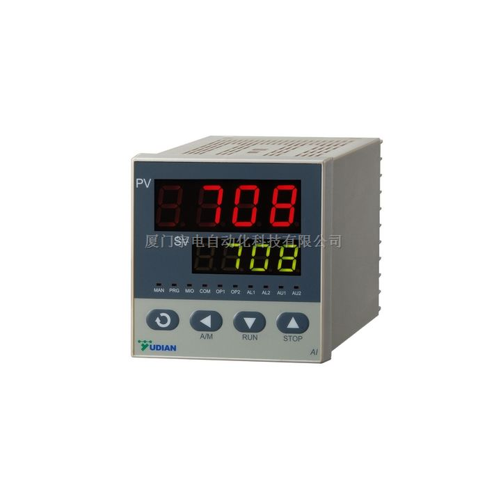 高性能温控器/温控表/宇电AI-708/精度0.2/多功能