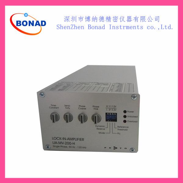 进口锁相放大器 LIA-MV-200-L