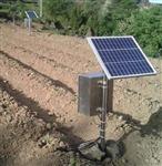 无线土壤墒情自动监测站
