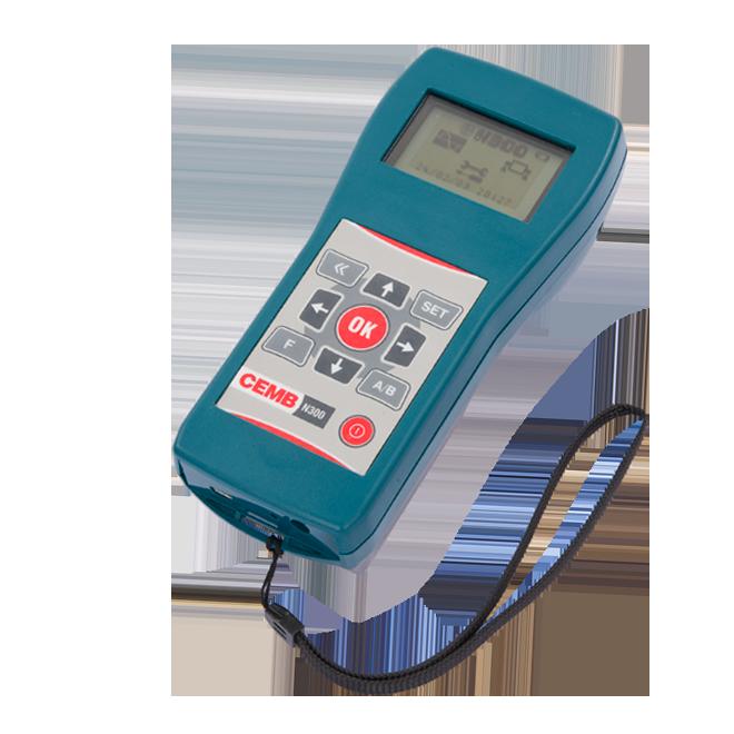 意大利CEMB_N300振动测量现场动平衡仪